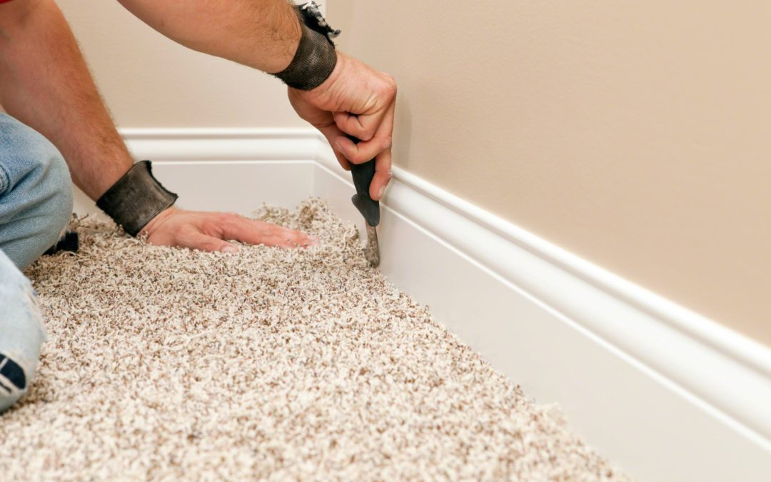 Why Should You Hire an Orange County Carpet Installation Company?
