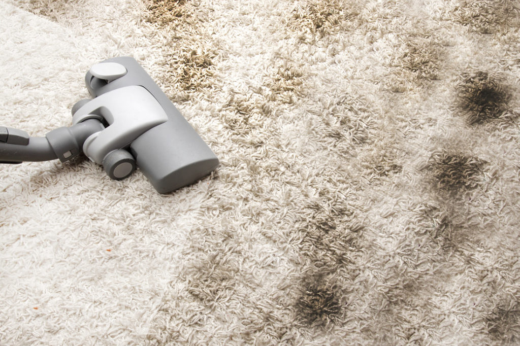 Dirt on Carpet | Orange County Carpet Installation Company